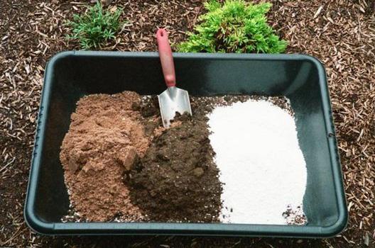 грунтовая смесь для выращивания в аутдоре