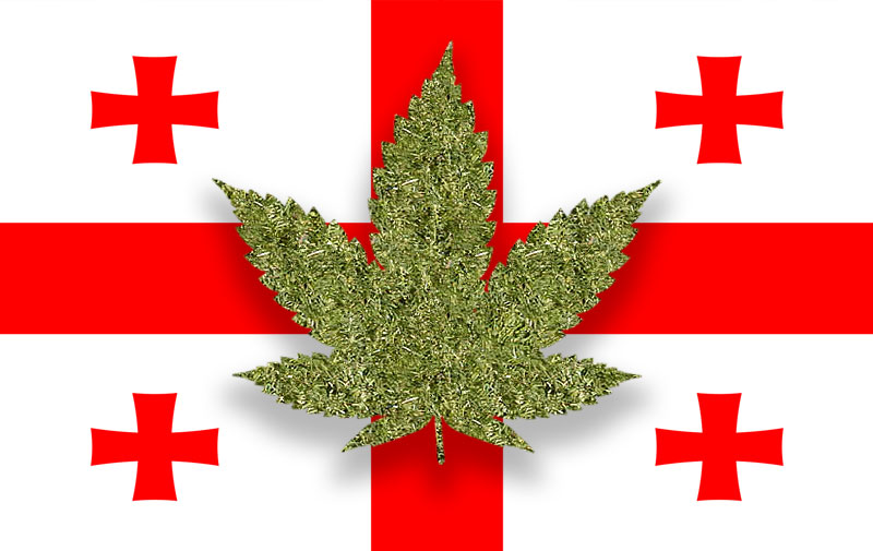 Легализация марихуаны в Грузии