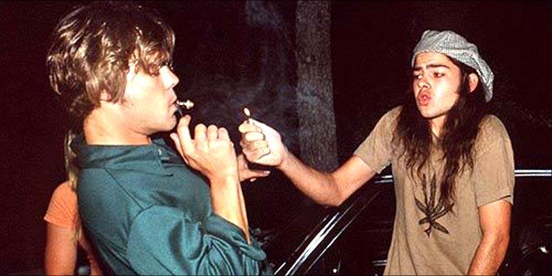 Не задерживайте дыхание, когда курите марихуану