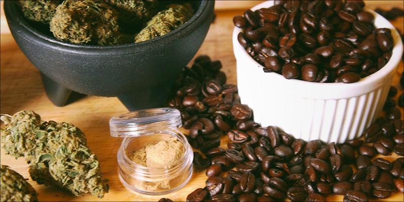 Кофе и каннабис