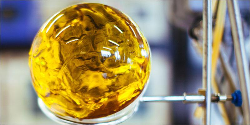 Драконье яйцо - шар, состоящий на 99% из ТГК