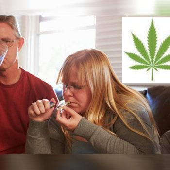 Стоит ли курить каннабис перед детьми?