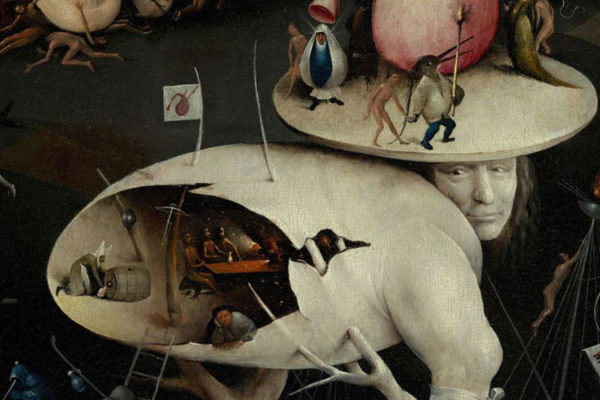 Bosch, Hieronymus - The Garden of Earthly Delights, right panel