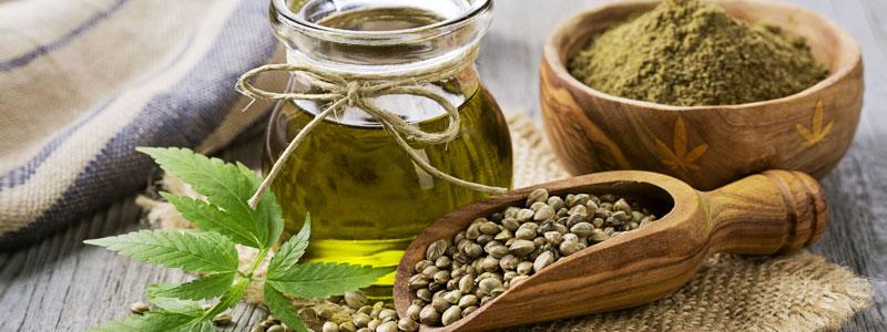 семена и масла марихуаны
