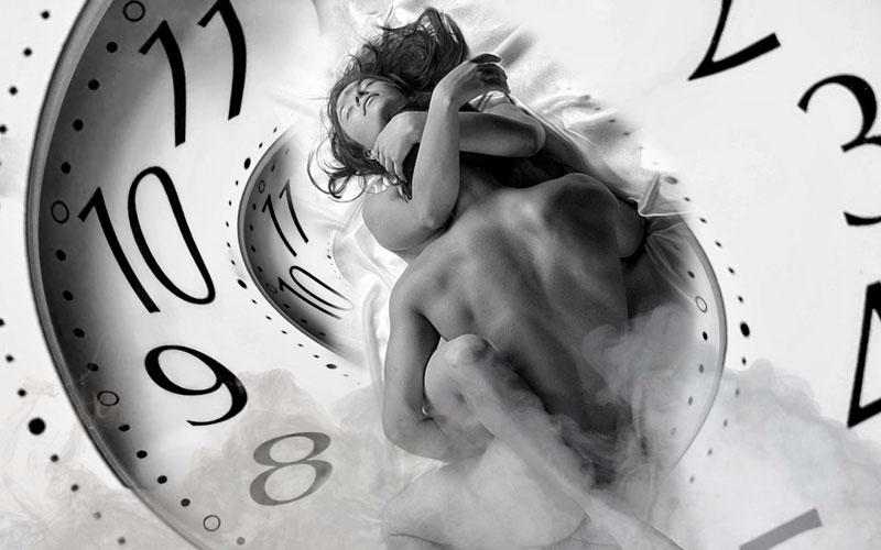 Время и секс картинка
