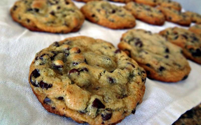 Американские печенья с марихуаной фото