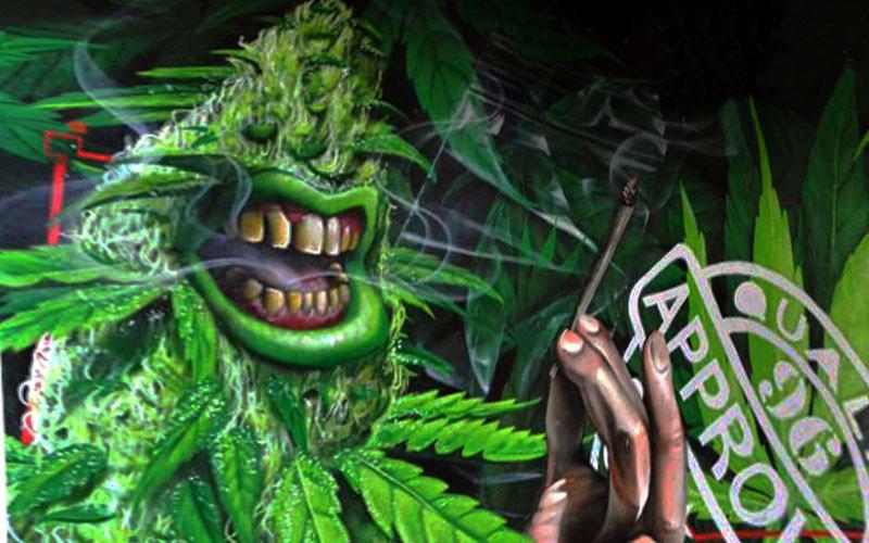 Как избавиться от запаха марихуаны