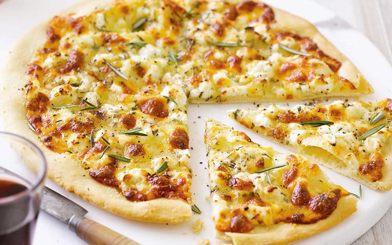Пицца Бианка фото