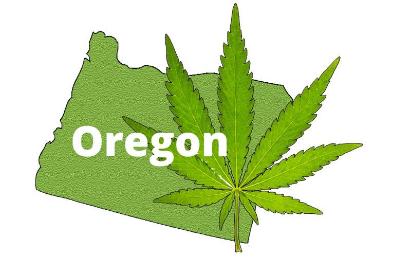 Штат Орегон и марихуана